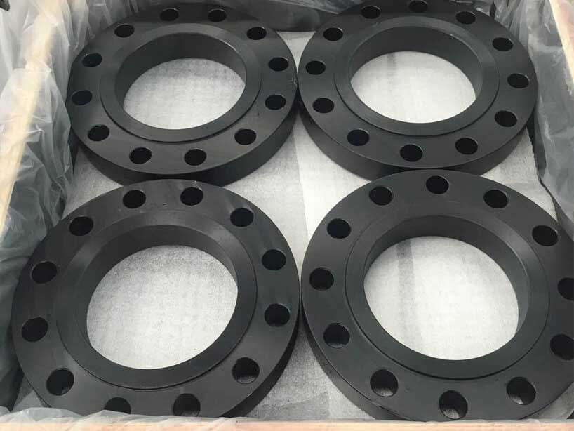 Carbon Steel ASTM A105 Flanges Dealer in Mumbai India