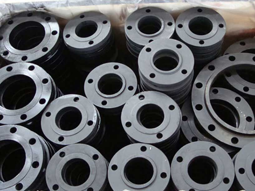 Carbon Steel ASTM A105 Flanges Manufacturer in Mumbai India