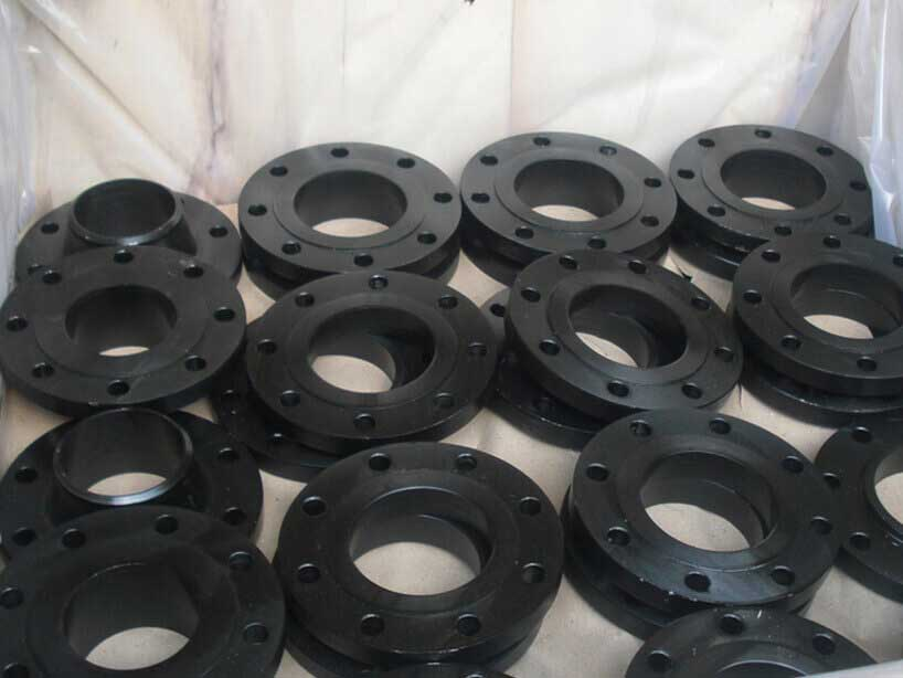 Carbon Steel ASTM A105 Flanges in Mumbai India