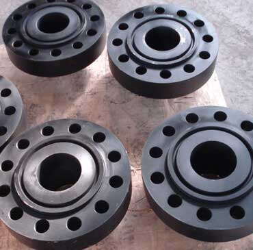 Carbon Steel ASTM A105 Ring Type Joint Flanges