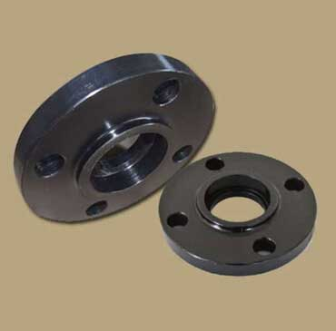 Carbon Steel ASTM A105 Socket Weld Flanges