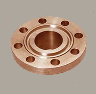 Copper Nickel 90/10 Ring Type Joint Flanges