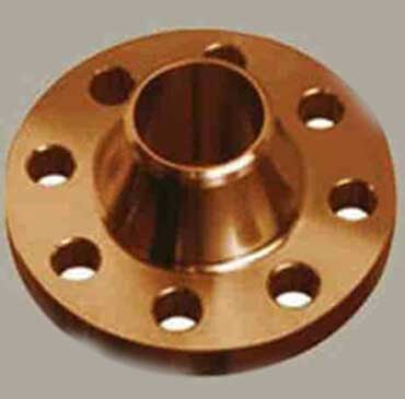 Copper Nickel 90/10 Weld Neck Flanges