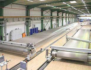TEXTILE AND PAPER INDUSTRIES